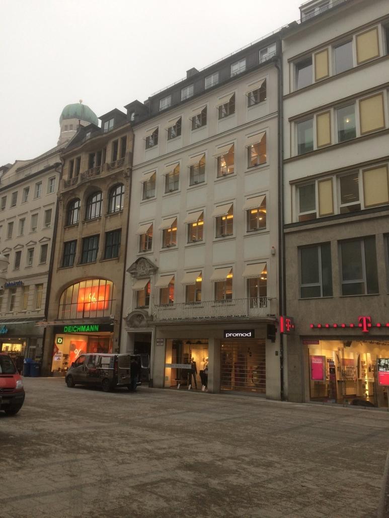 Kellersanierung Einzelhandel München